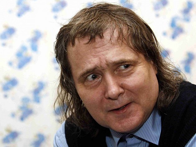 Bývalý politický vězeň Petr Cibulka