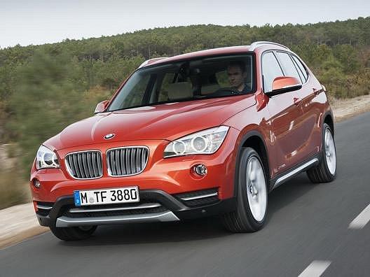 Nová generace BMW X1
