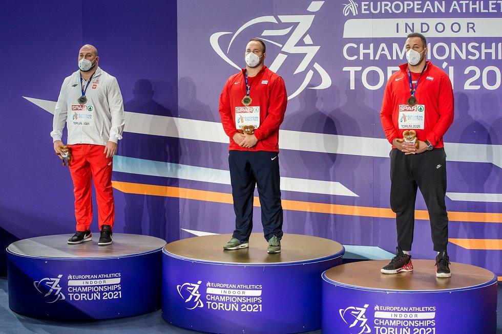 Mistr Evropy Tomáš Staněk