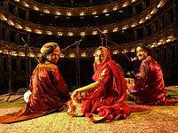 Indická hudební skupina Dhoad Gypsies of Rajasthan už v Česku hrála, nyní vystoupí v rámci festivalu Khamoro.