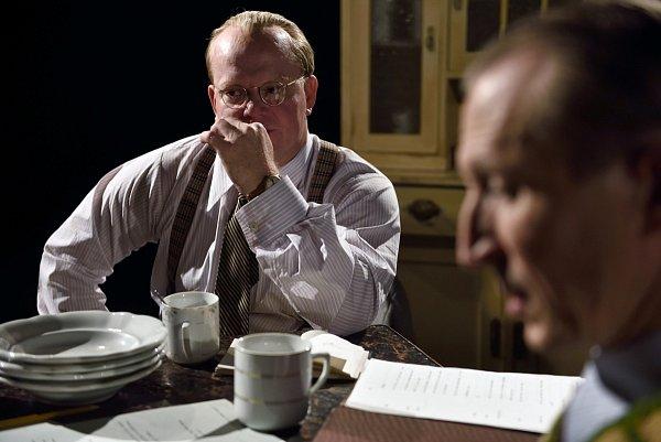 David Novotný jako Jaroslav Marvan.
