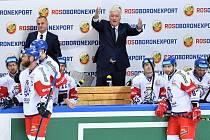 Česká hokejová reprezentace - Ilustrační foto