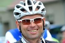 Vítěz tří etap na Tour de France Ján Svorada.