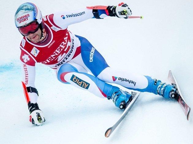 Superobří slalom v Kitzbühelu ovládl Didier Défago.