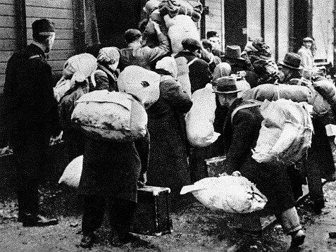 Deportace Źidů ze Slovenska