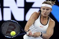 Brněnská tenistka Lucie Šafářová.