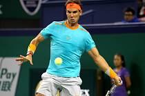 Rafael Nadal na turnaji v Šanghaji.