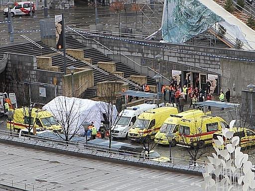Nejméně dva mrtvé si vyžádal atentát v centru belgického Lutychu