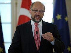 Bývalý předseda Evropského parlamentu Martin Schulz.