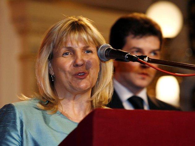 Eva Kárníková byla 17. dubna zvolen v Praze na Žofíně Manažerkou roku 2007.