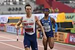 Karsten Warhom, vítěz závodu na 400 metrů překážek