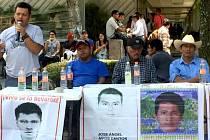 Na předloňském zmizení 43 studentů v Mexiku se podíleli také dva federální policisté.