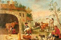 """Po celkem úrodných letech přišla v letech 1770 a 1771 strašná neúroda. Císař Josef II. se snažil zákazem vývozu obilí stanovením """"císařských cen"""" zmírnit hladomor, který v těch letech vypukl, ale bez většího úspěchu."""