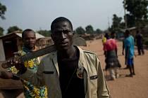Střední Afrika je nadále zmítána násilím
