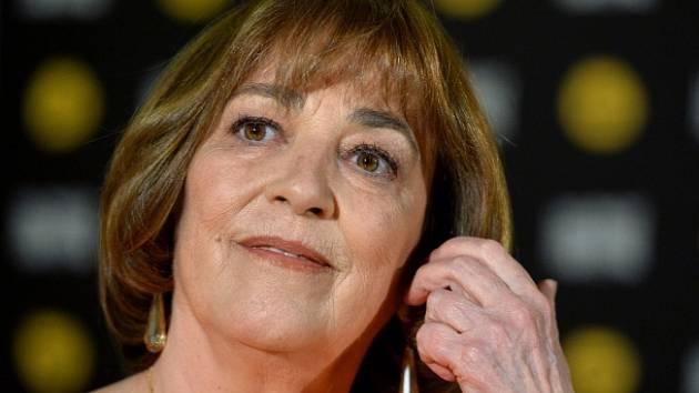 Španělská herečka Carmen Maurová vystoupila 11. března v Praze na tiskové konferenci v rámci 23. ročníku mezinárodního filmového festivalu Febiofest.
