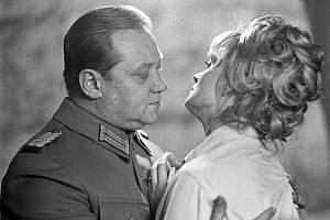 Rudolf Hrušínský ve filmu Pasians.