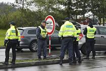 Česká policie zahájila 16. května 2019 v Rozvadově na hranicích s Německem cvičení, při němž prověří možnost dočasného znovuzavedení hraničních kontrol.
