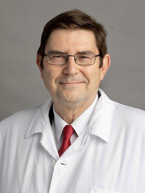 Profesor Ladislav Machala