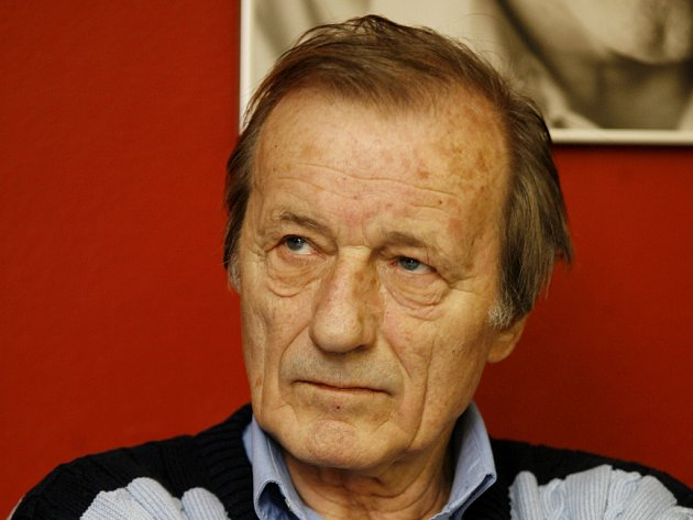 Herec Radoslav Brzobohatý.