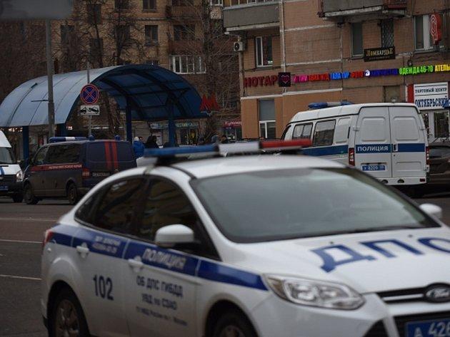 Ženu s uťatou hlavou dítěte zadržela dnes moskevská policie u jedné ze stanic metra.