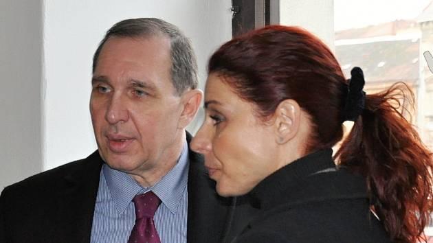 Petr Kott a Kateřina Pancová
