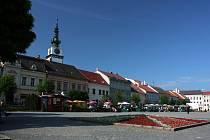 Karlovo náměstí, Třebíč