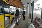 Na to, že autobus či vlak nebudou policisté kontrolovat, se člověk nemůže spolehnout.