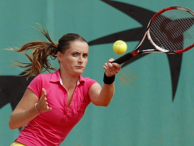 Iveta Benešová do finále nepostoupila.