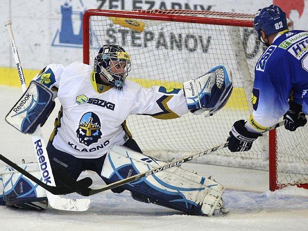 Kometa Brno porazila Kladno 1:0.