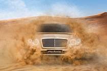 Bentley SUV.