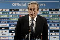 Čong Mong-jun chce být šéfem FIFA