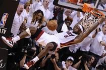 Lebron James z Miami Heat