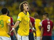 Ani David Luiz, brazilský defenzivní špílmachr ve službách londýnské Chelsea, do Ruska nepřijede.