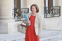 Francouzská ministryně pro evropské záležitosti Nathalie Loiseauová.