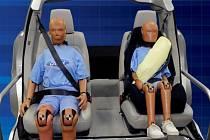 Bezpečnostní pásy výrazně zvyšují šanci na přežití