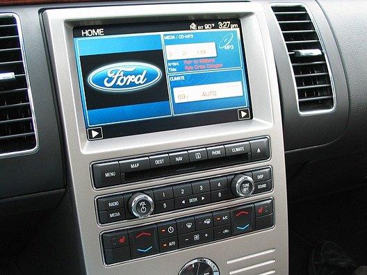 Systém Ford Sync