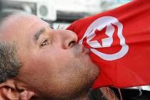 Tuniský prezident Zín Abidín bin Alí opustil kvůli pokračujícím nepokojům zemi (ilustrační foto).