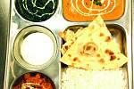 Pokrm z restaurace Namaste Himalaya v Jihlavě
