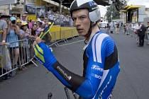 Leopold König při Tour de France