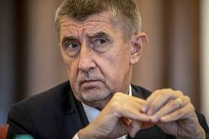 Premiér Andrej Babiš.