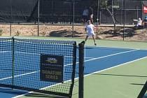 Malý Teodor Davidov zaujal tenisové odborníky.