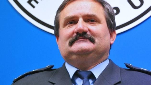 Bývalý náměstek policejního prezidenta a šéf vyšetřovacího týmu Metyl, nyní ředitel středočeské policie Václav Kučera.