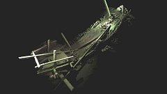 Objevení vraku lodi