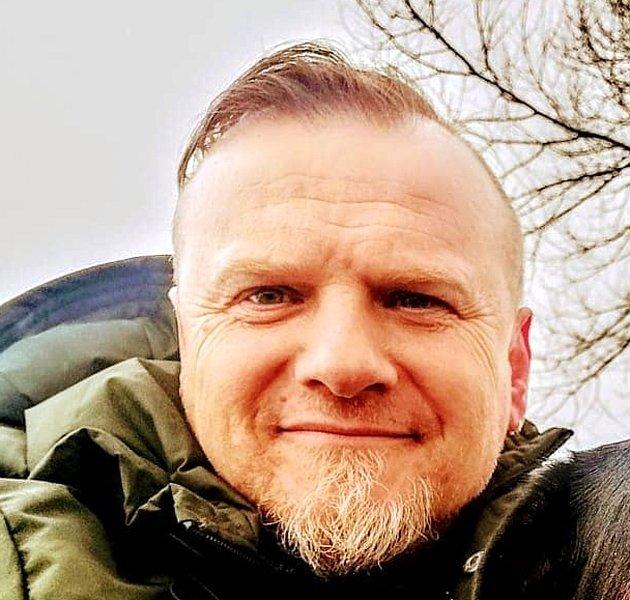 Ladislav Spilka, 47let, muzikálový zpěvák
