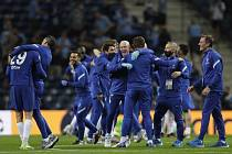 Chelsea podruhé vyhrála Ligu mistrů.