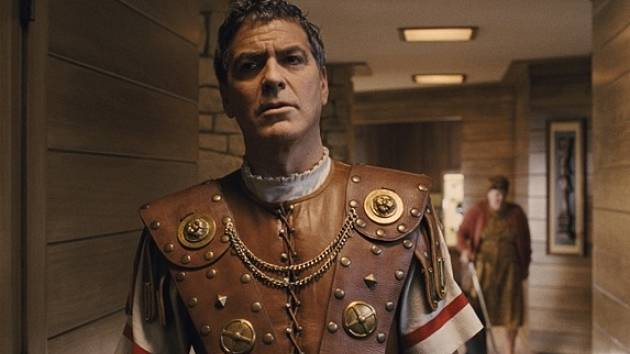 George Clooney ve filmu Ave Caesar!