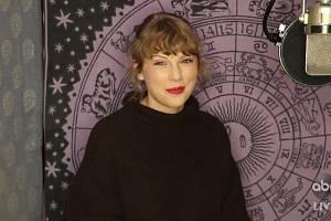 Americká zpěvačka Taylor Swiftová