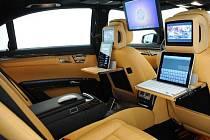 Tak by mohlo vypadat budoucí iCar.