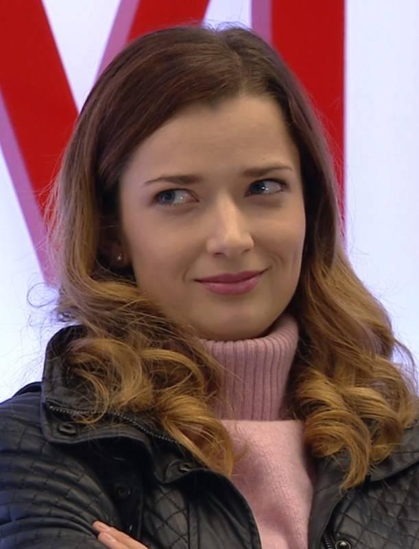 Marika Šoposká jako Bibi Mrázková v Ordinace v růžové zahradě 2.