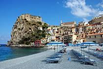 Italská Kalábrie dosud patří mezi českými turisty méně vyhledávaná místa.